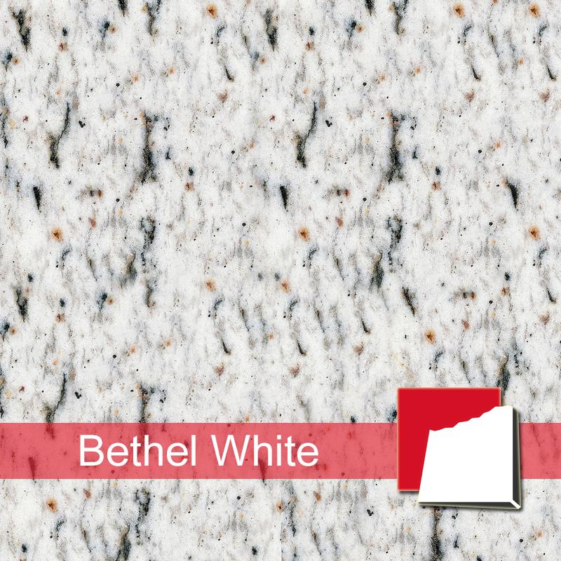 Bethel White Granit-Fensterbänke   Granit-Fensterbänke auf Maß