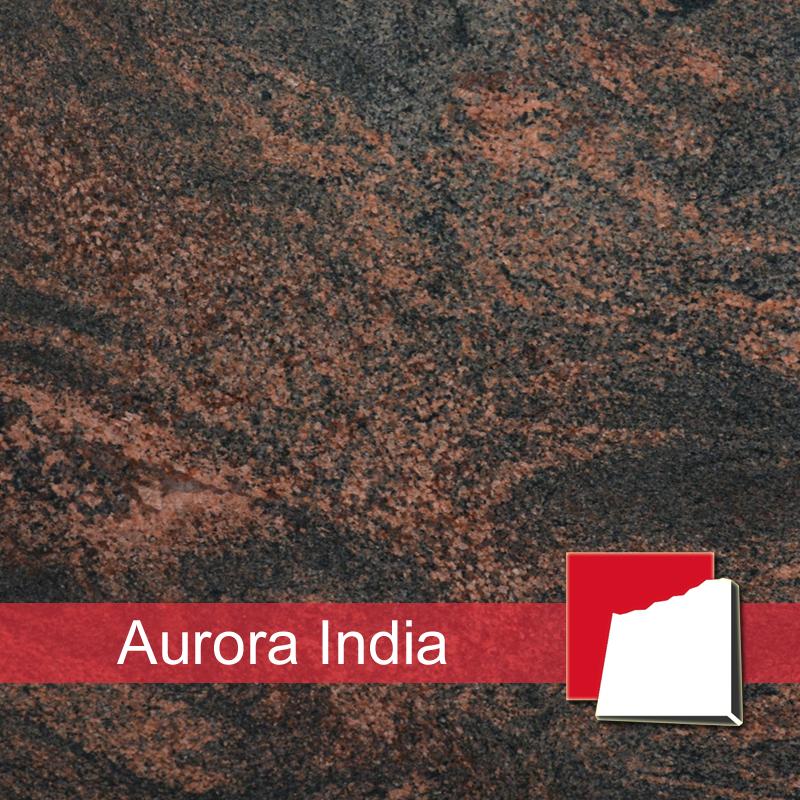Aurora India Granitplatten Platten Aus Aurora India Granit