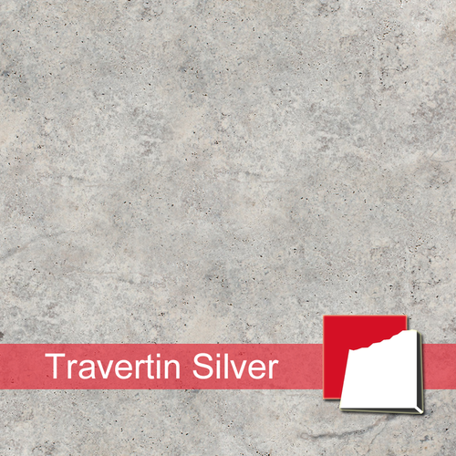 Travertin Silver - Fliesen