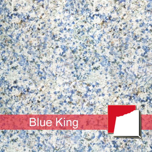 Blue King Granittreppen