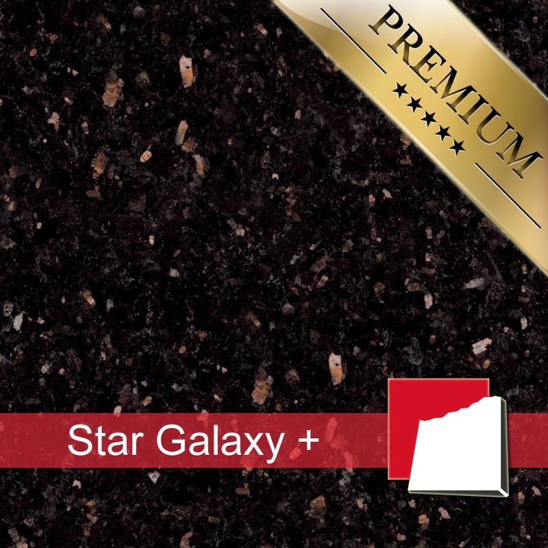 Star Galaxy Premium Granittreppen | Treppe aus Star Galaxy Premium