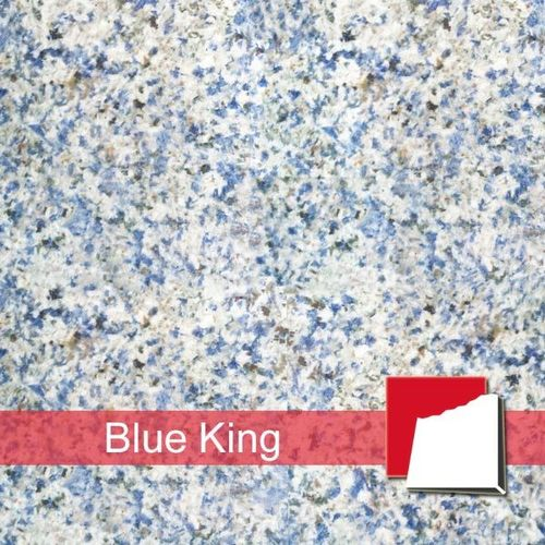 Blue King Granitfliesen