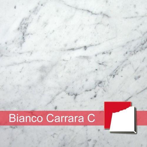 Bianco Carrara C Marmorfliesen