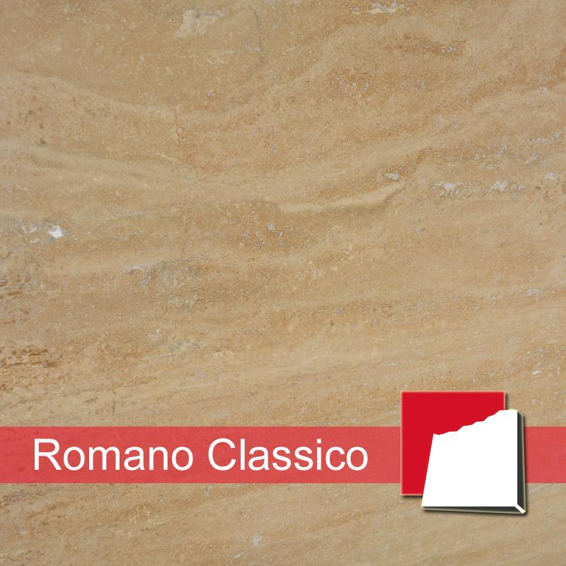 Travertin Fliesen Romano Classico