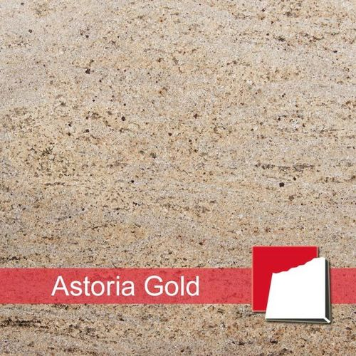 Granitfliesen Astoria Gold