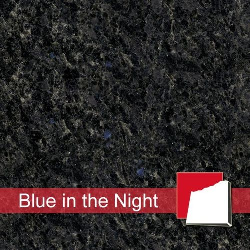 Blue in the Night Granitfliesen