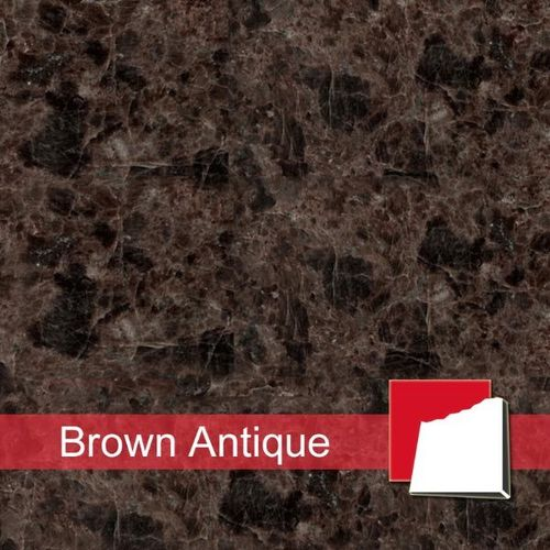 Granitfliesen Brown Antique