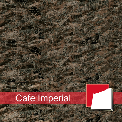 Cafe Imperial Fliesen satiniert
