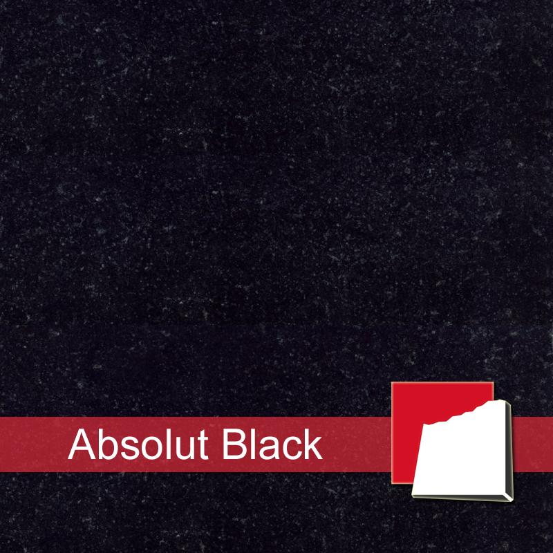 Absolut Black Granit-Fensterbänke | Granit-Fensterbänke auf Maß
