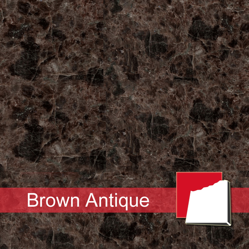 Brown Antique Granit-Fensterbänke