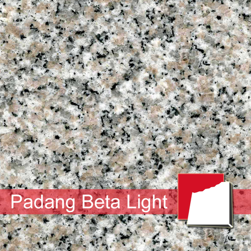 Padang Beta Light Granit-Fensterbänke