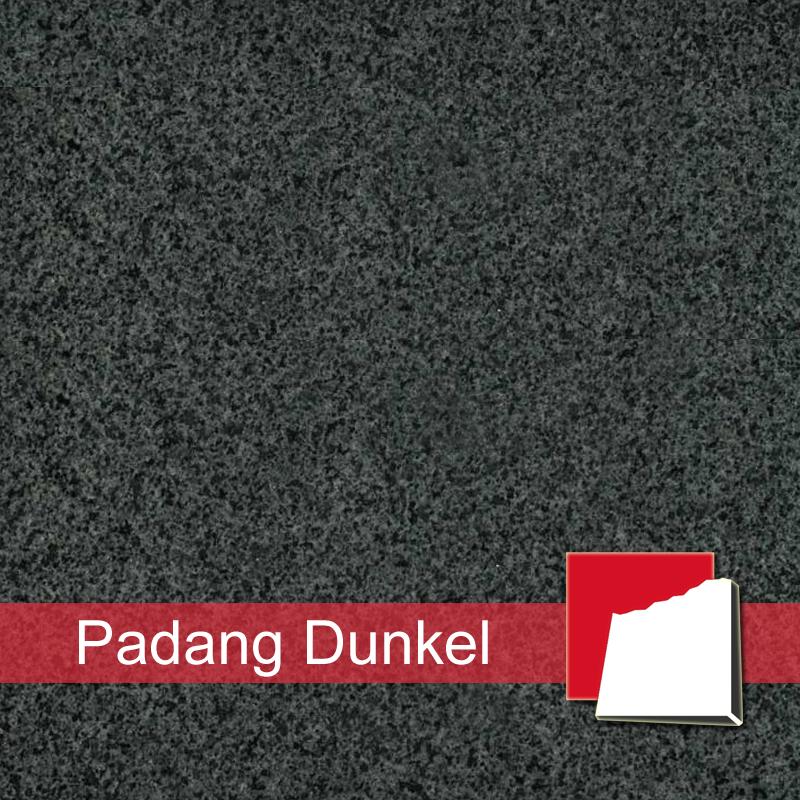 Padang Dunkelgrau Granit - Fensterbänke | Granit Fensterbänke