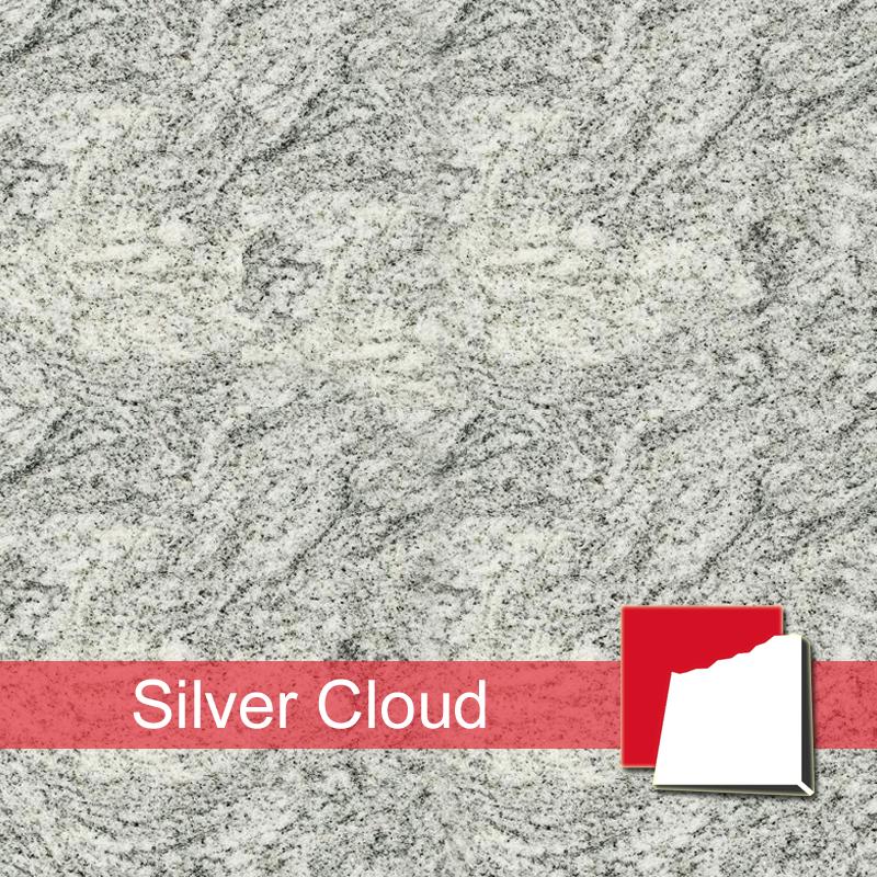 Silver Cloud Granit-Fensterbänke | Granit-Fensterbänke auf Maß