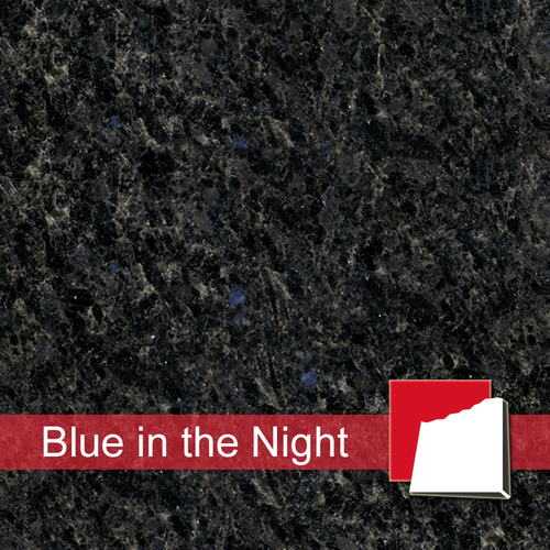 Blue in the Night Granitplatten