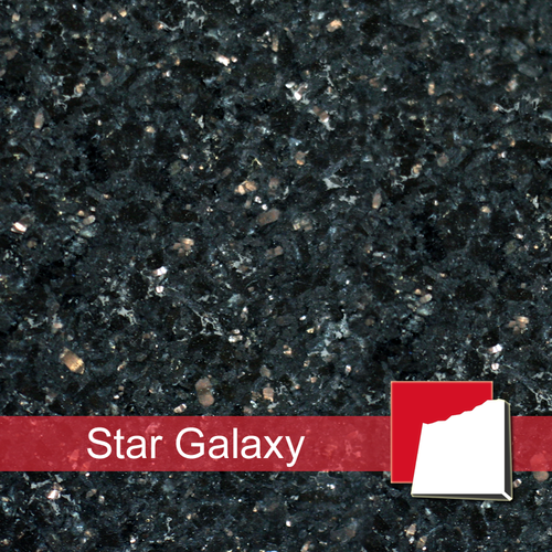 Star Galaxy Granitplatten