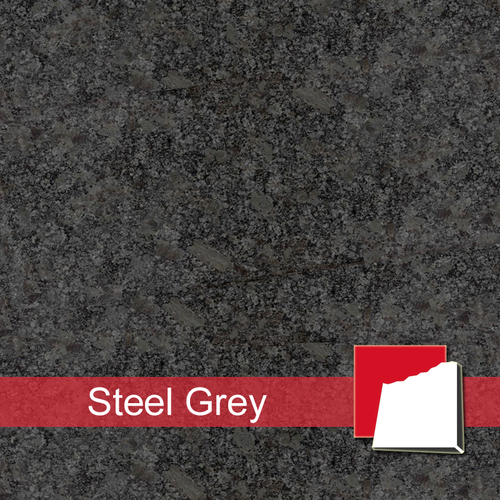 Steel Grey Granitplatten
