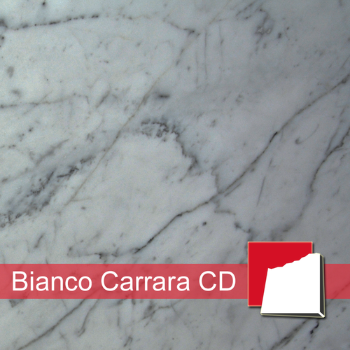 Bianco Carrara CD Marmorplatten