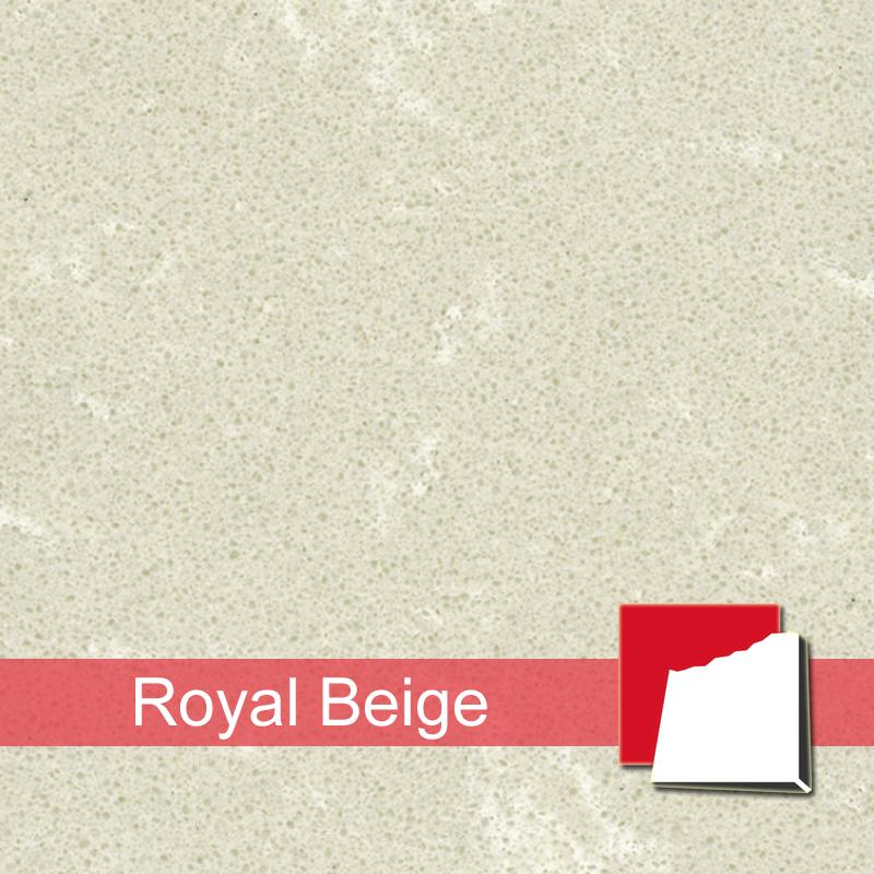 Royal Beige Agglo-Marmor - Fensterbänke | Kunststein-Fensterbänke