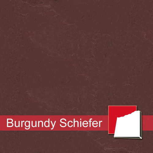 Burgundy Schiefer