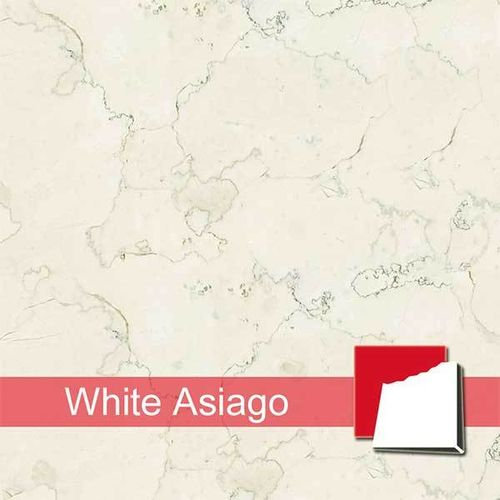 Marmor White Asiago