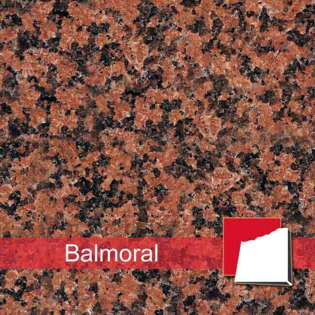 Granit Balmoral | Fliesen & Platten aus Balmoral Granit