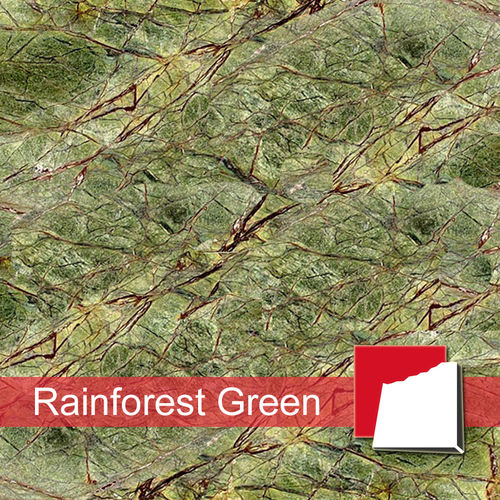 Rainforest Green