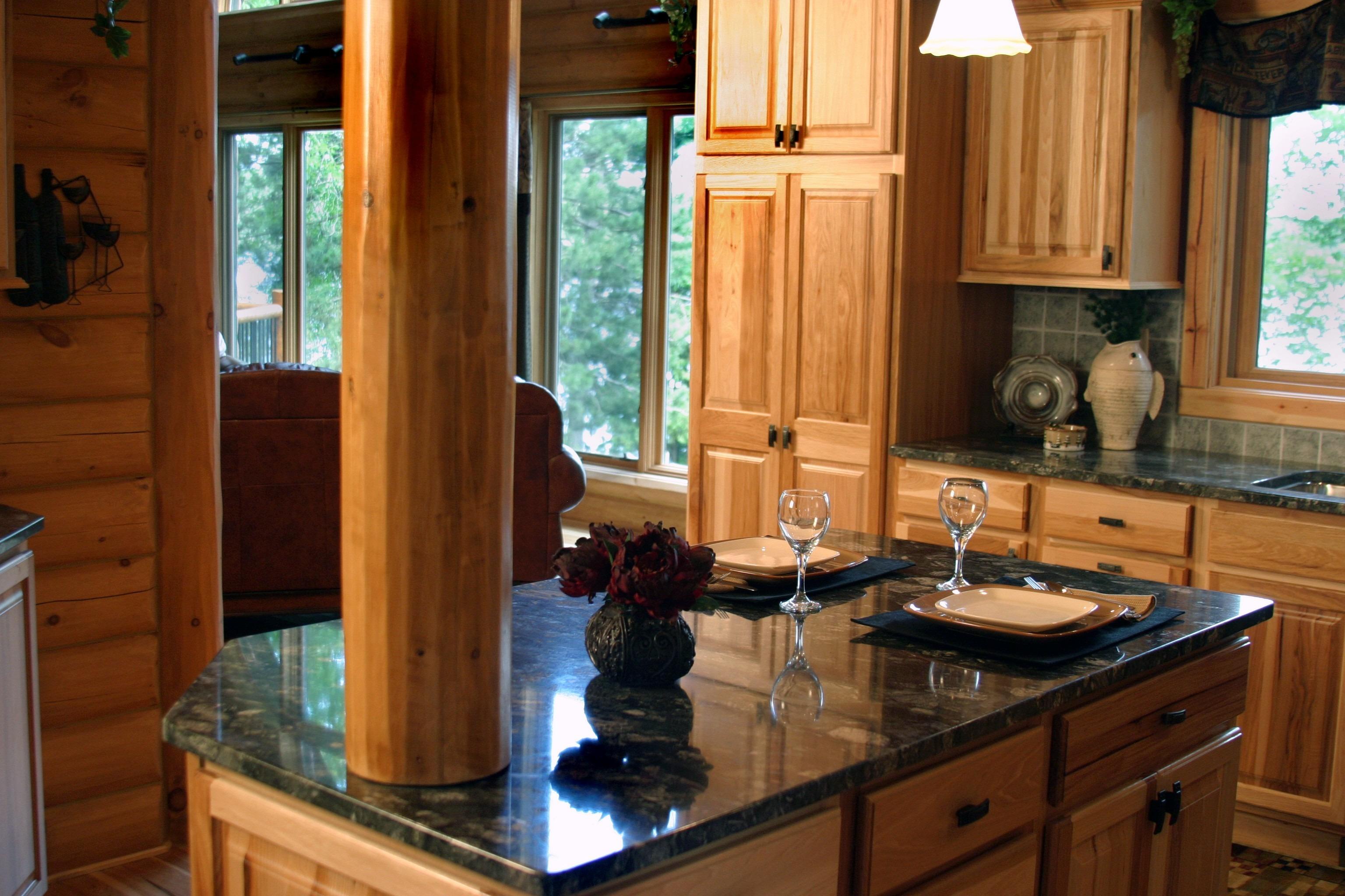 Granit Küchenarbeitsplatte | Küchenarbeitsplatte aus 200 Granit-Sorten