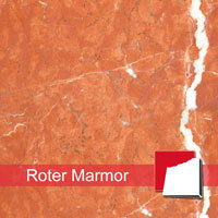 roter Marmor | Marmor rot