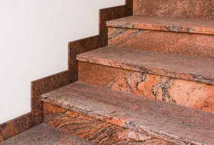 Granittreppe N 200 Sorten Granit Fur Ihre Treppe Zur Auswahl