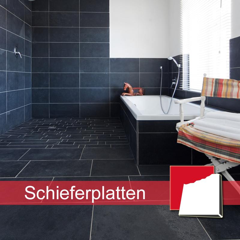 schieferplatten platten aus schiefer f r wand boden auf ma. Black Bedroom Furniture Sets. Home Design Ideas